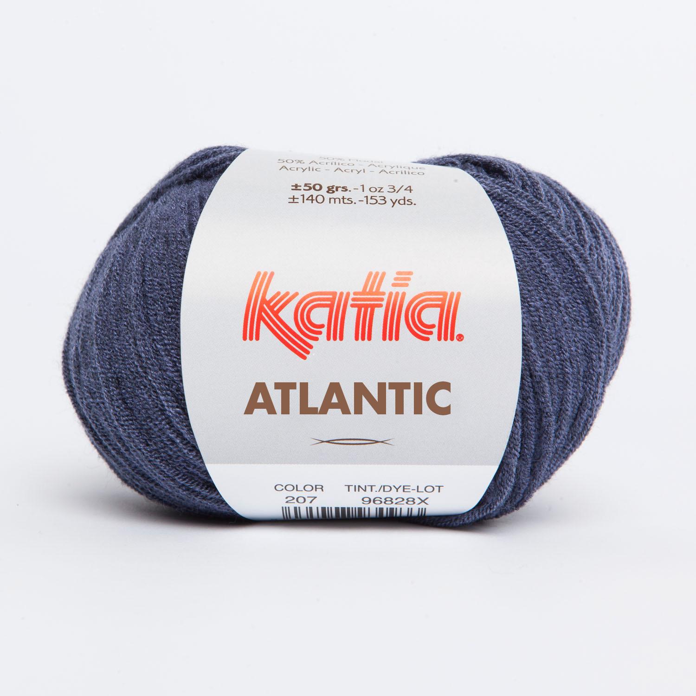 Atlantic 207 Donkerblauw